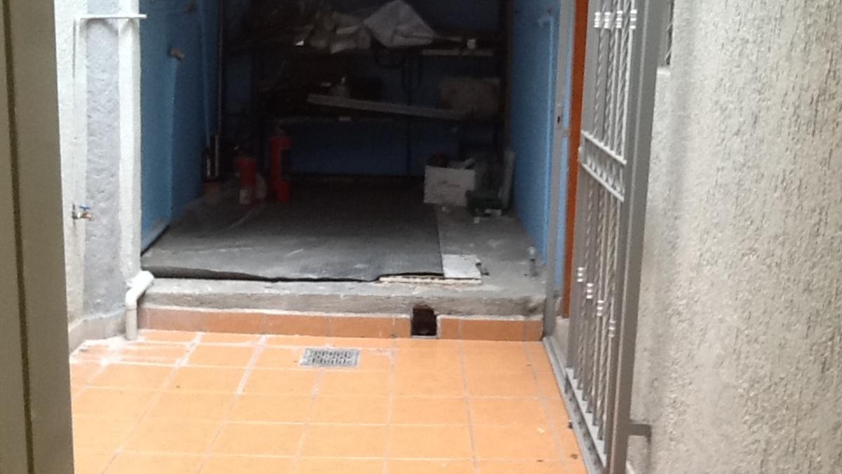 Area lavado pta baja