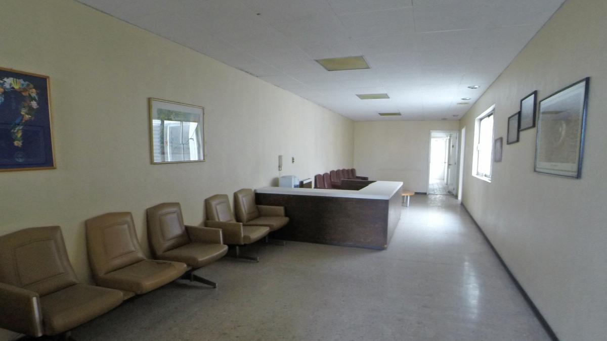 Sala espera piso2 edificio juan manuel