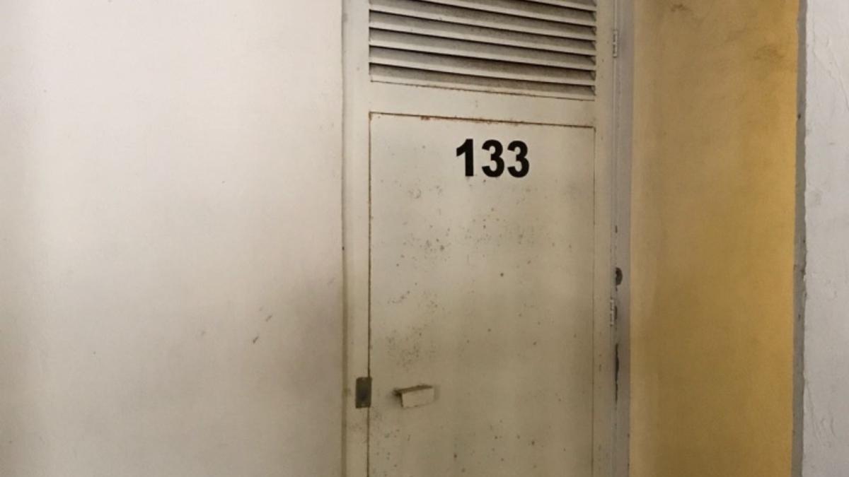 18 bodega frente a elevador y estacionamientos  del depa