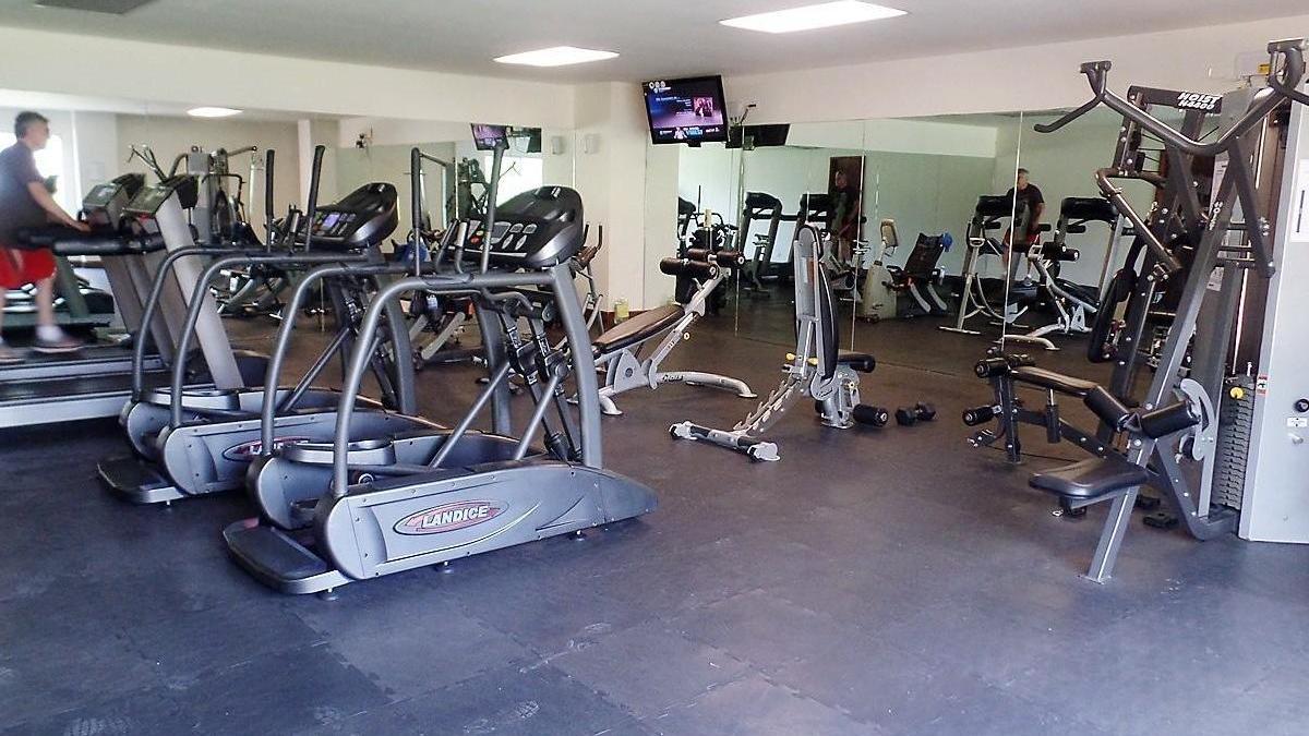 15 gym depa retama