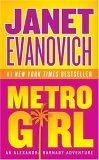 Metro Girl (A Barnaby and Hooker Graphic Novel, #1)