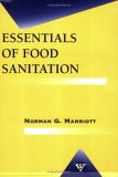 Essentials of Food Sanitation (Food Science Texts Series)
