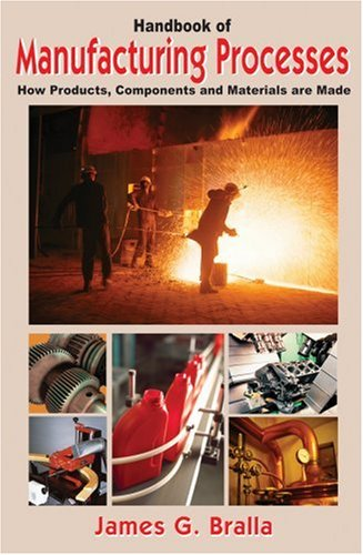Handbook of Manufacturing Processes - How Products, Components and Materials Are Made