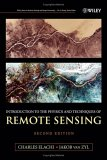 Introduction To The Physics and Techniques of Remote Sensing (Wiley Series in Remote Sensing and Image Processing)