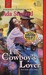 The Cowboy's Lover (Harlequin Superromance No. 619) by Ada Steward