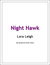 Night Hawk (Elite Ops, #2) by Lora Leigh