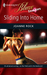 Sliding into Home (Encounters #4) (Harlequin Blaze #486) by Joanne Rock