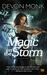 Magic on the Storm (Allie Beckstrom, #4) by Devon Monk