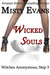 Wicked Souls, Witches Anonymous Step 3 by Misty Evans