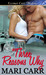 Three Reasons Why (The Madison Stories, #2) by Mari Carr
