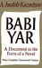 Babi Yar  A Document in the Form of a Novel; New, Complete, Uncensored Version by A. Anatoli