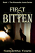 First Bitten (The Alexandra Jones series) by Samantha Towle