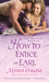 How to Entice an Earl (Ugly Ducklings, #3) by Manda Collins
