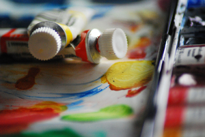 creativity paint