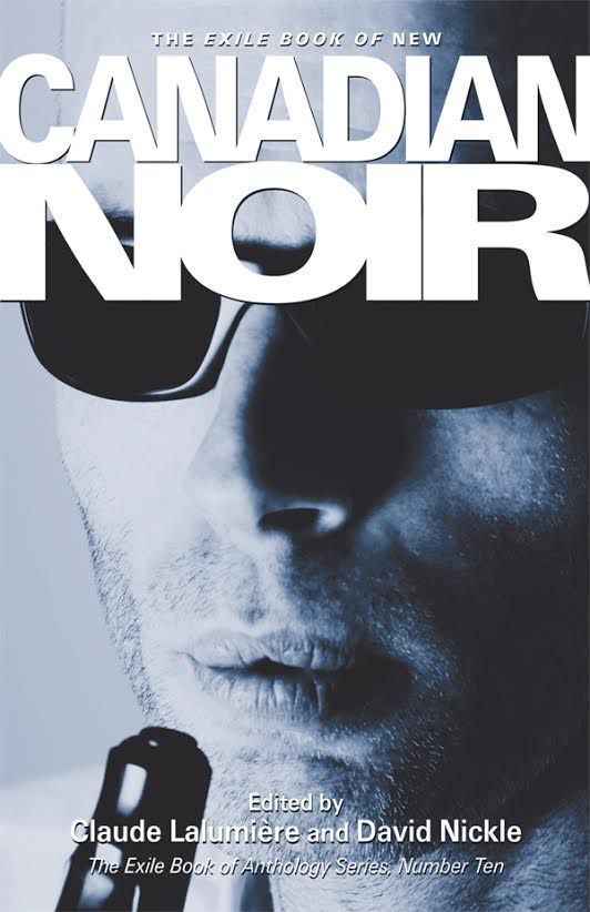 New Canadian Noir Cover