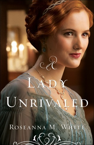 A Lady Unrivaled: Cover Reveal