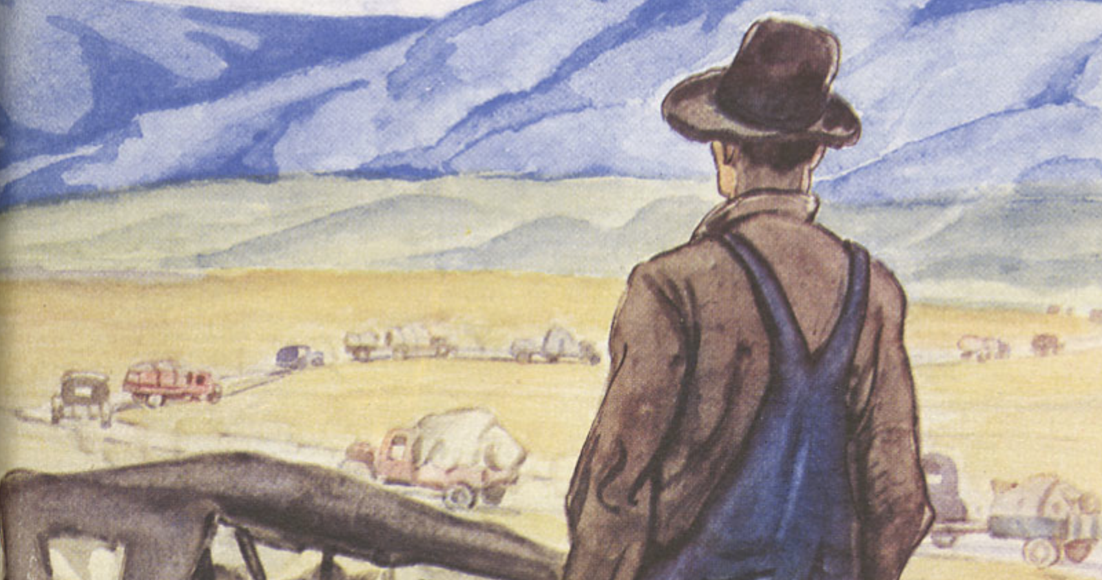 an analysis of the novel the grapes of wrath by john steinbeck Don't really know why the grapes of wrath is titled the grapes of wrath  the grapes of wrath by john steinbeck  this novel, the grapes of wrath may be.