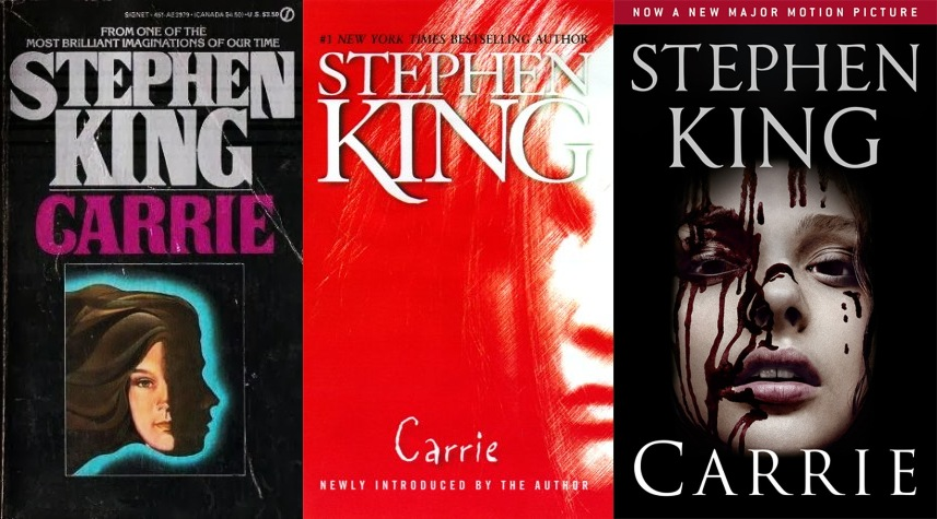 Stephen King's Carrie. 1st Edition, First Printing.