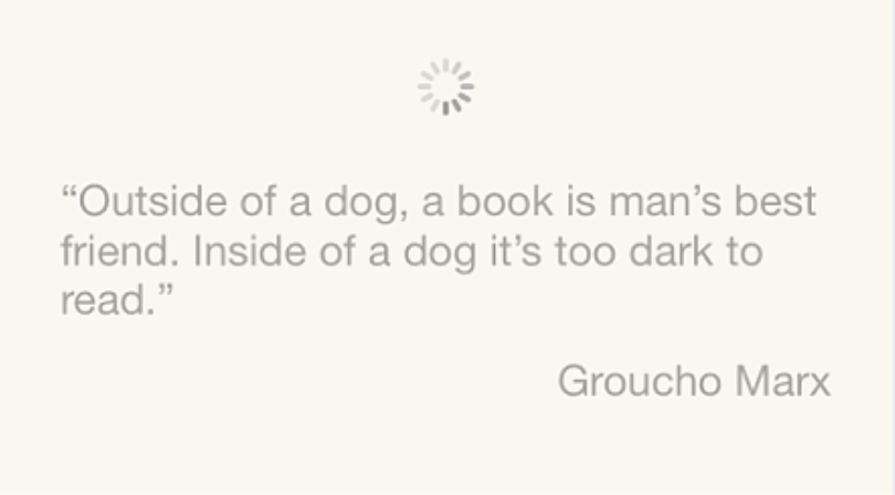 I Love You Quotes Goodreads : Goodreads Blog Post: Want to See Your Favorite Book Quote on the ...