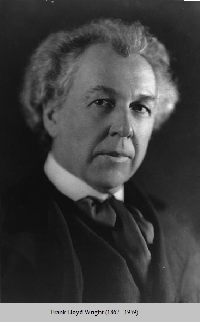 Frank Lloyd Wright: The Pioneer Of Creating Greatness Through Simplici