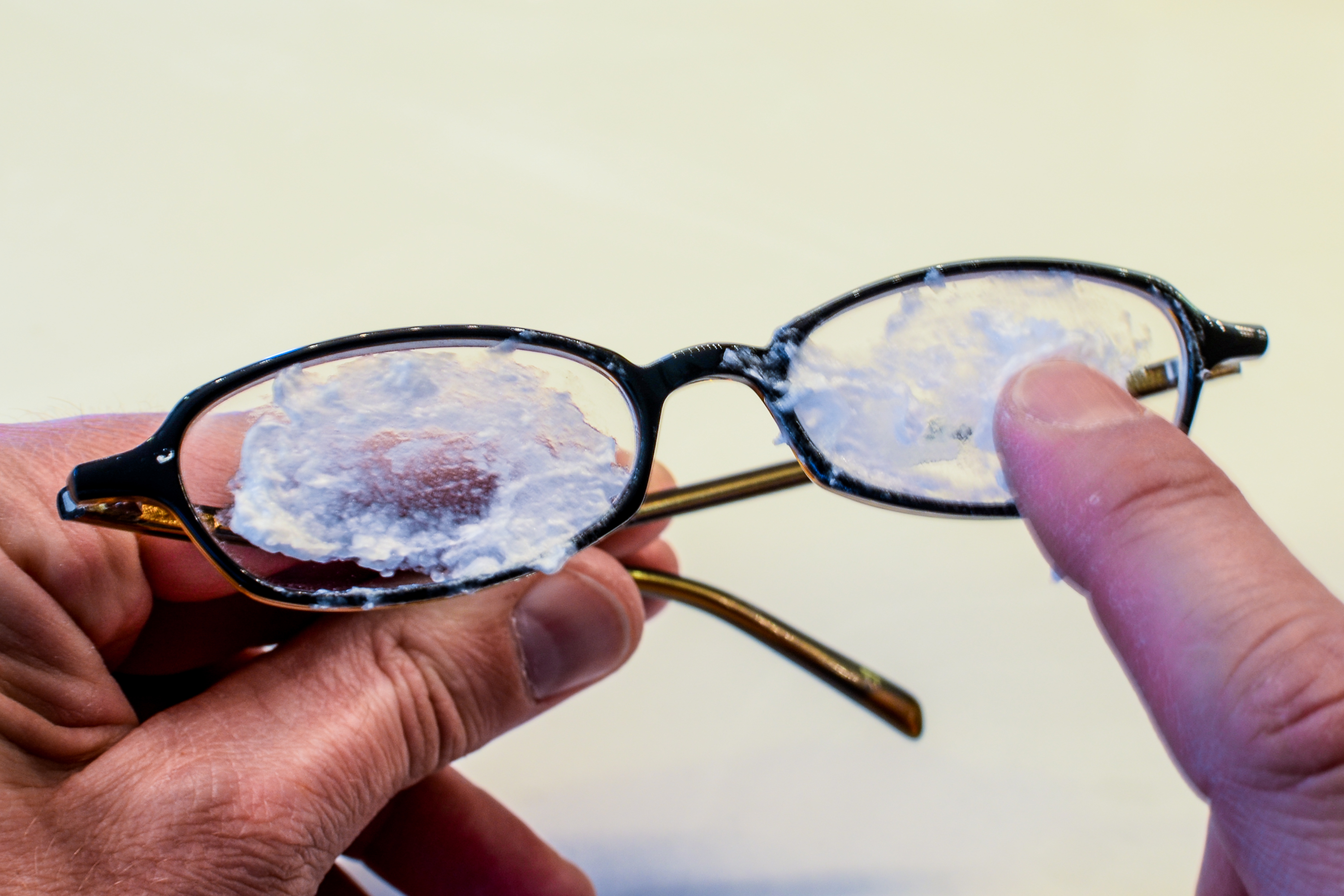 Glasses Frame Scratch Repair : How to Remove Scratches From Eyeglasses LIVESTRONG.COM