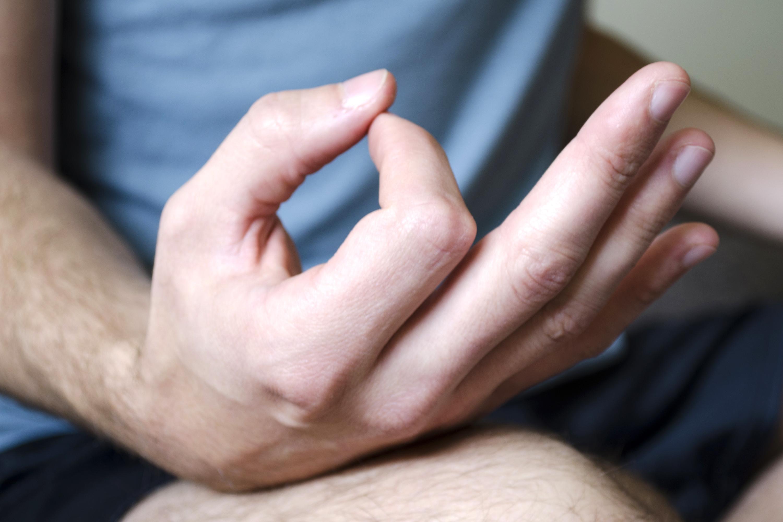 Position of Hands & Fingers During Meditation   LIVESTRONG.COM