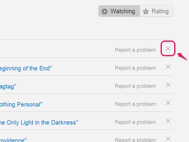 bHow to Delete History of Movies Watched on Netflix