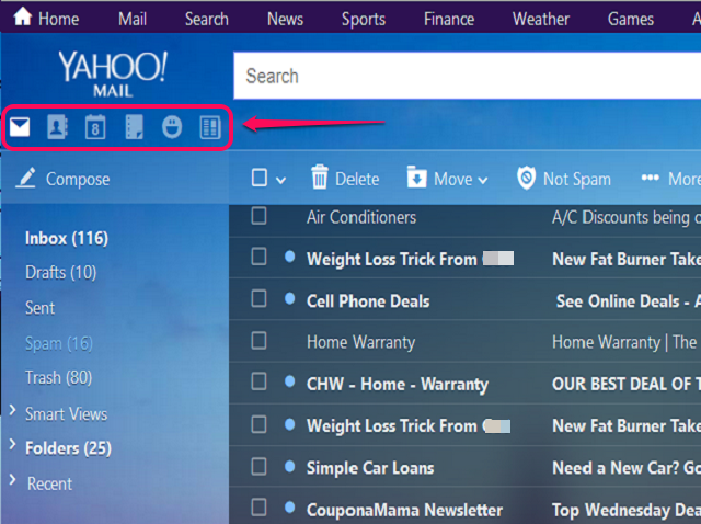 bHow to Use Yahoo Email