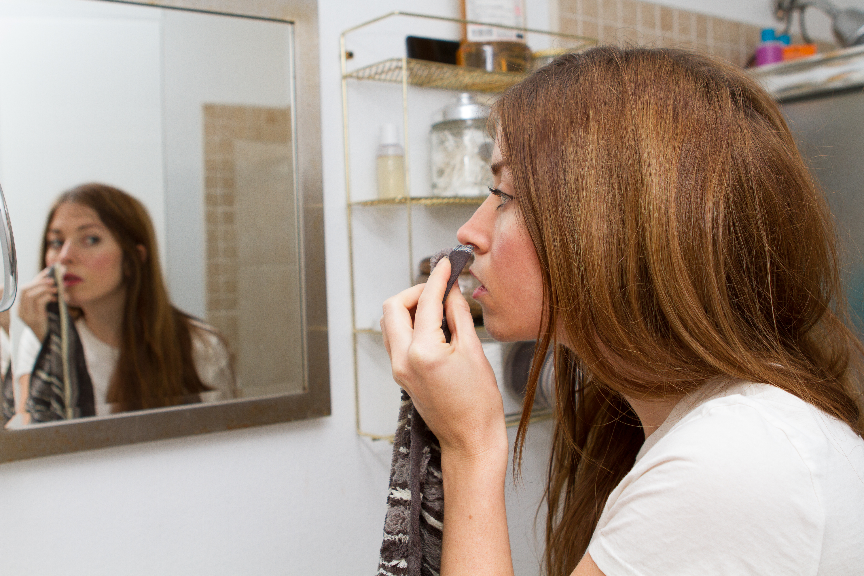 how to get rid of ingrown hair in nose