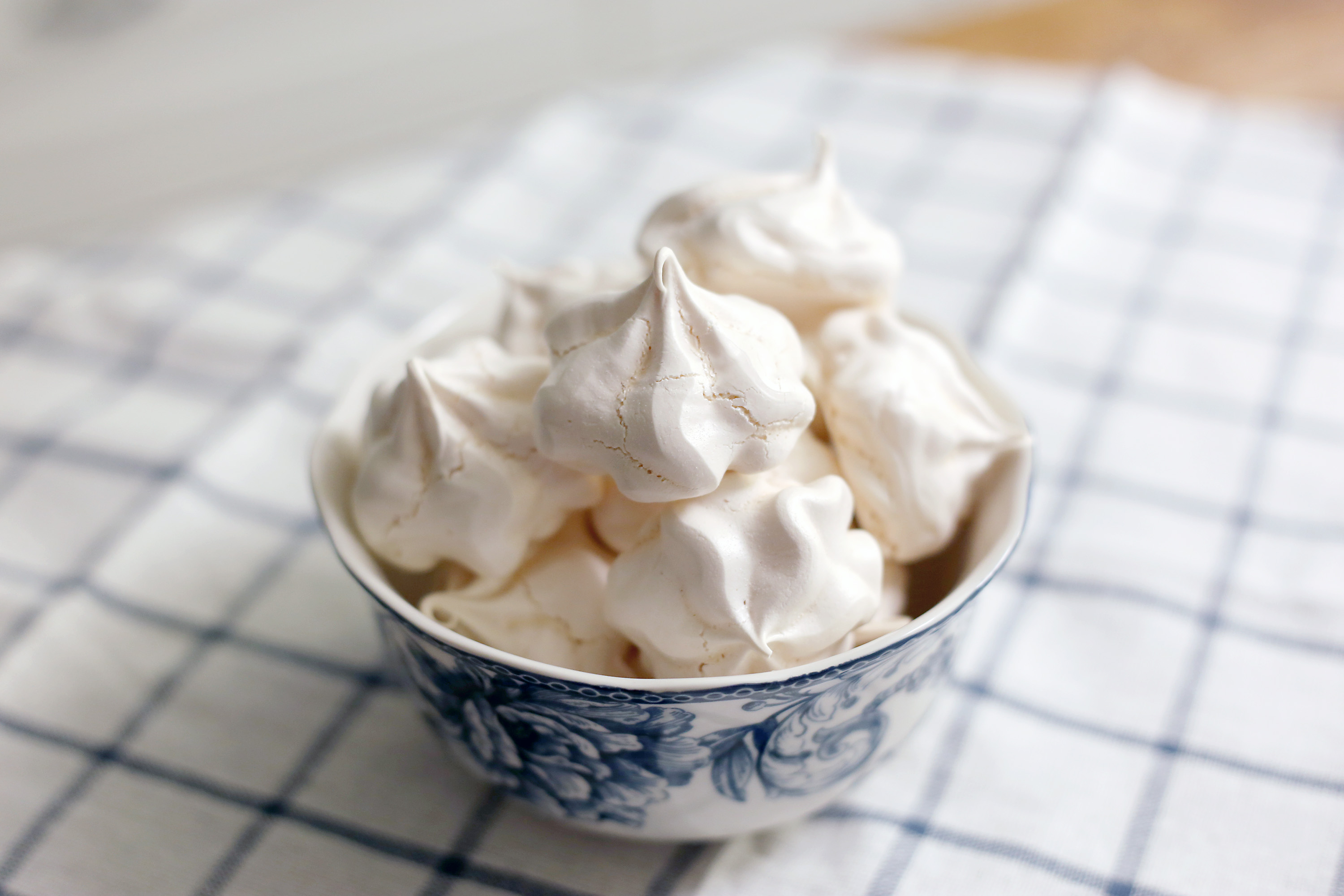 How to cook meringues