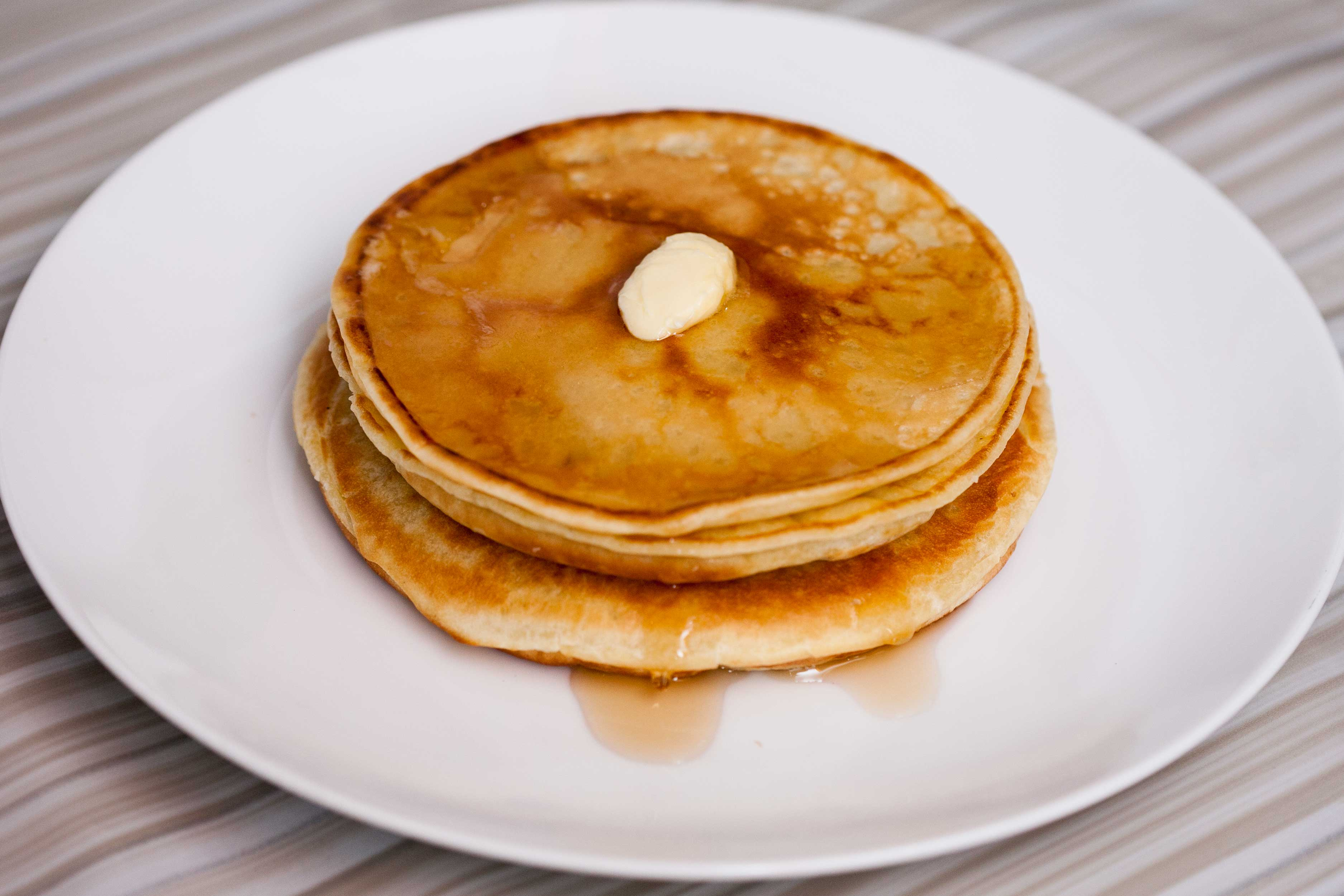 How to cook pancakes on mineral water 30