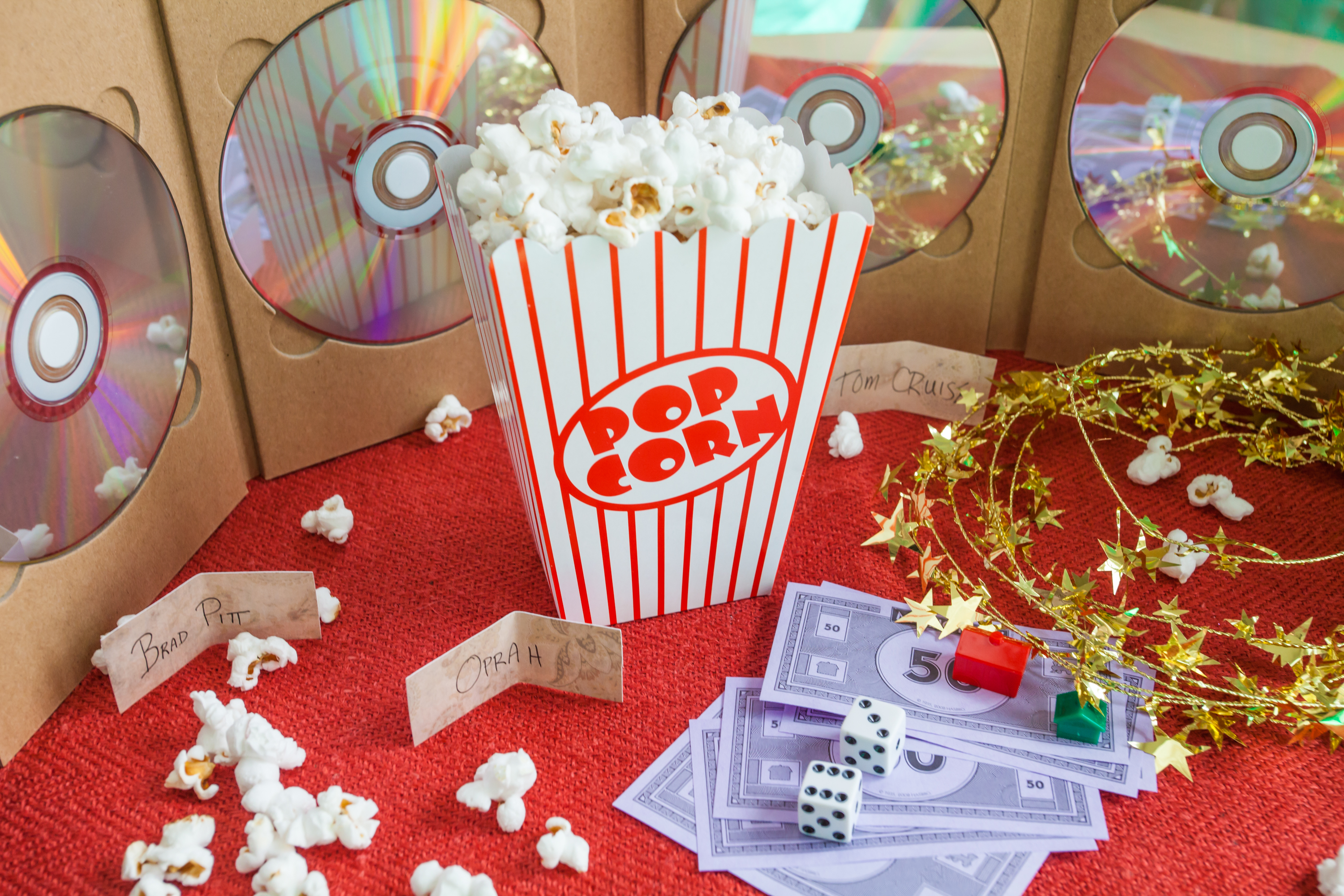 Games For A Hollywood Theme Party Our Pastimes