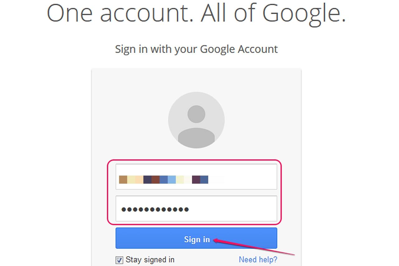 how to delete username in google