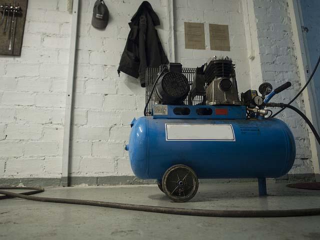 Stanley compressor regulator leaking