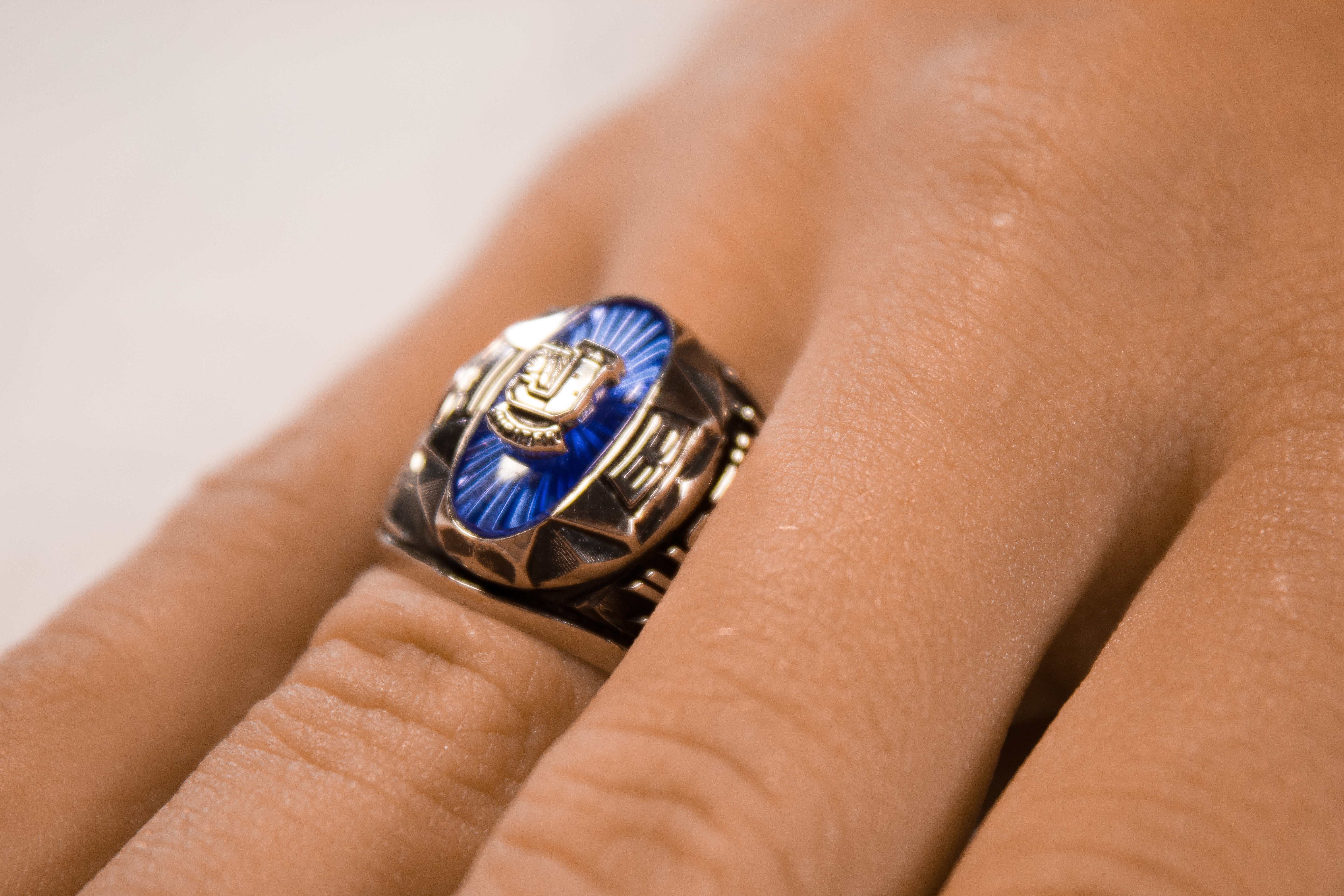Place Your Class Ring On The Ring Finger Of Your Right Hand, Which Leaves  The Ring Finger Of Your Left Hand To Be Reserved For An Engagement Ring Or  Wedding