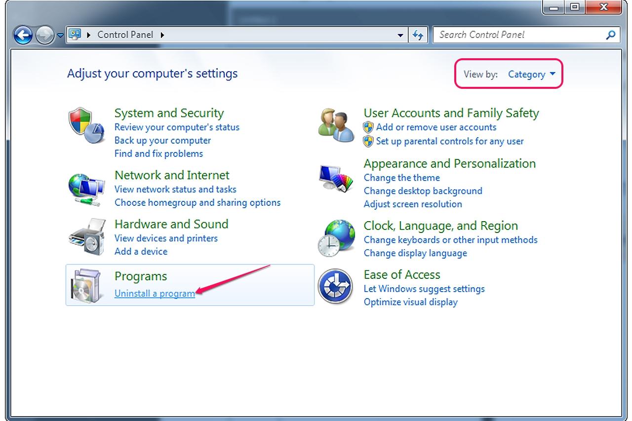 How to remove Windows 7 updates 2