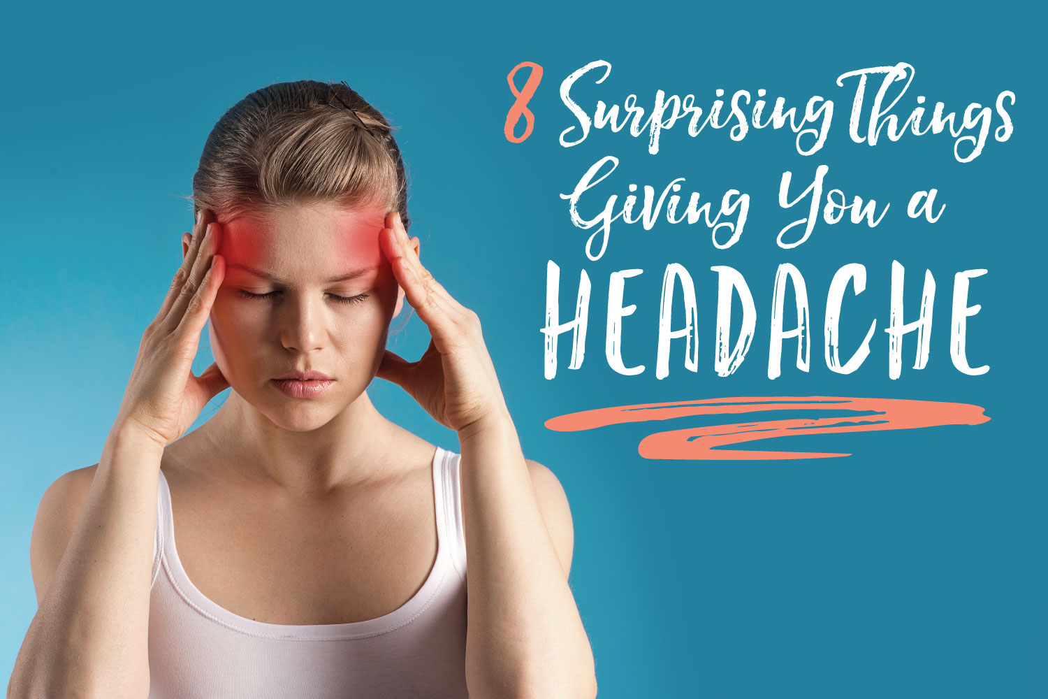 A common cold with a severe headache livestrong 8 surprising things giving you a headache ccuart Gallery