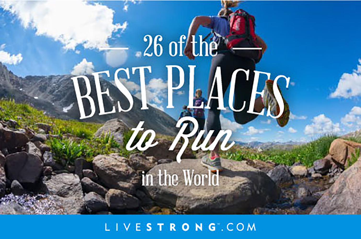 Of The Best Places To Run In The World LIVESTRONGCOM - Run around the world 13 best places to run a marathon