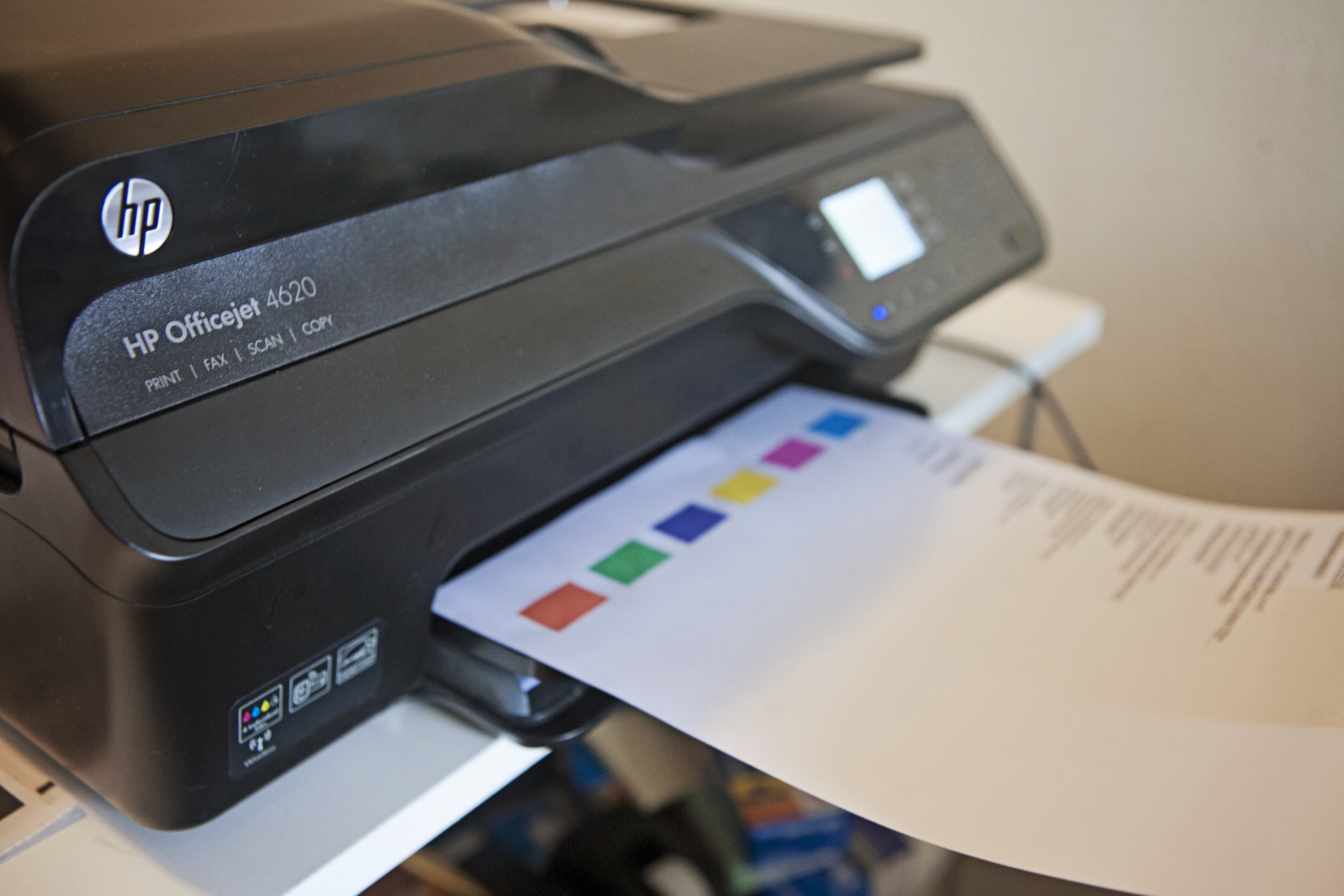 bHow to Clean HP Printheads