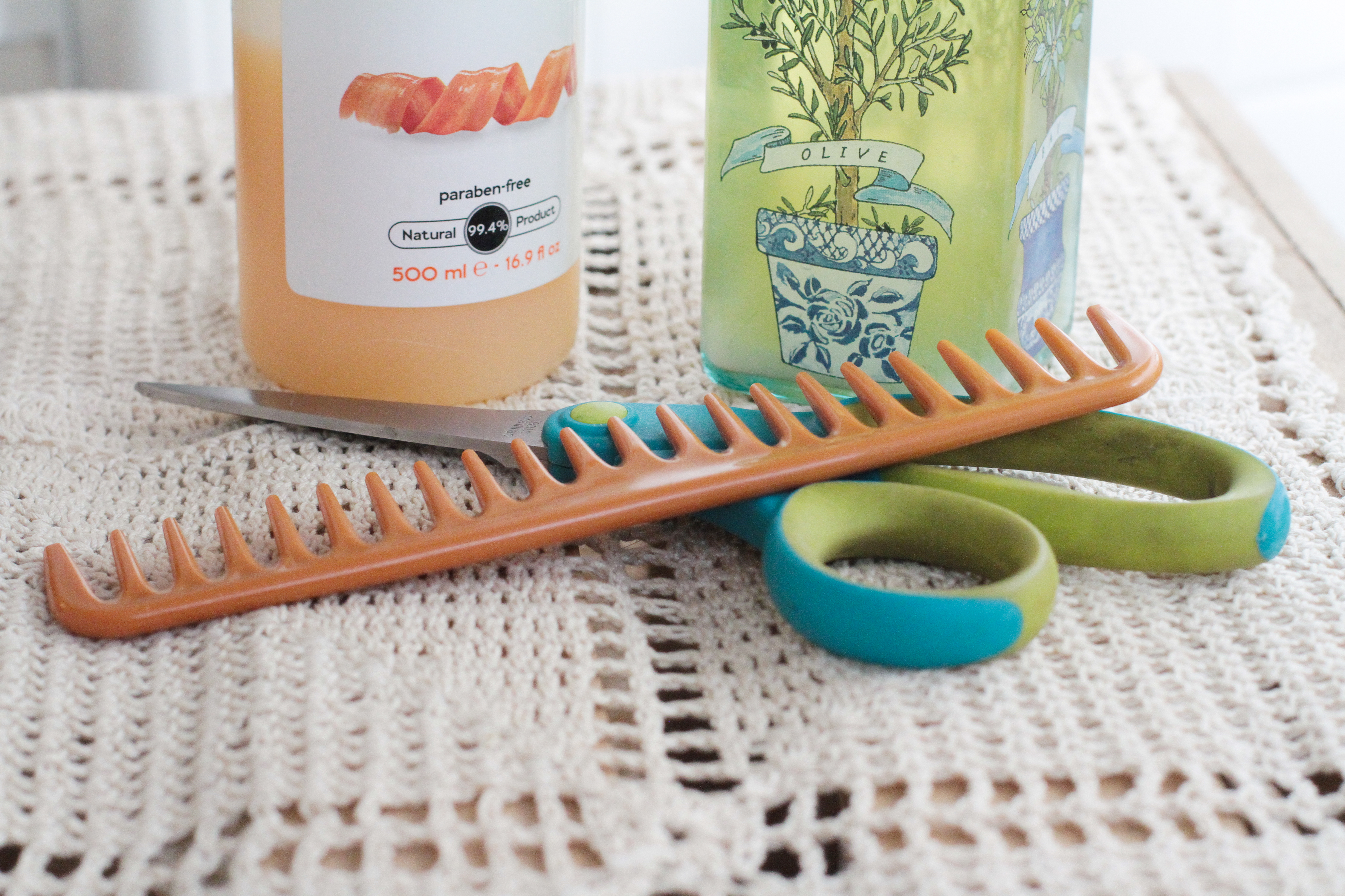 The Best Way To Repair Dry Damaged Hair Livestrong
