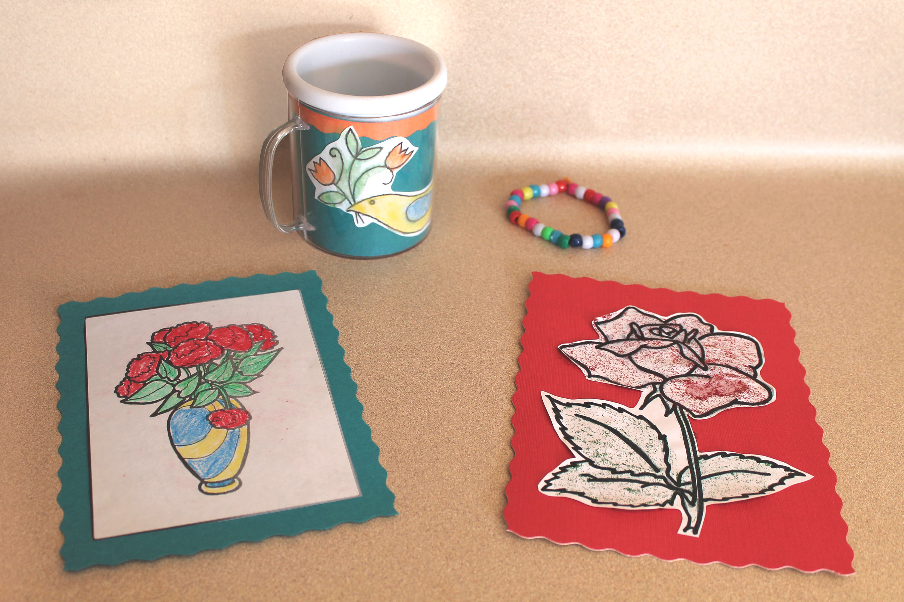 Crafts for the elderly in nursing homes - Craft Activities For Elderly Nursing Home Residents Our Everyday Life