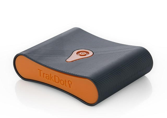 Trakdot contains an accelerometer so it knows when the plane takes off and lands.