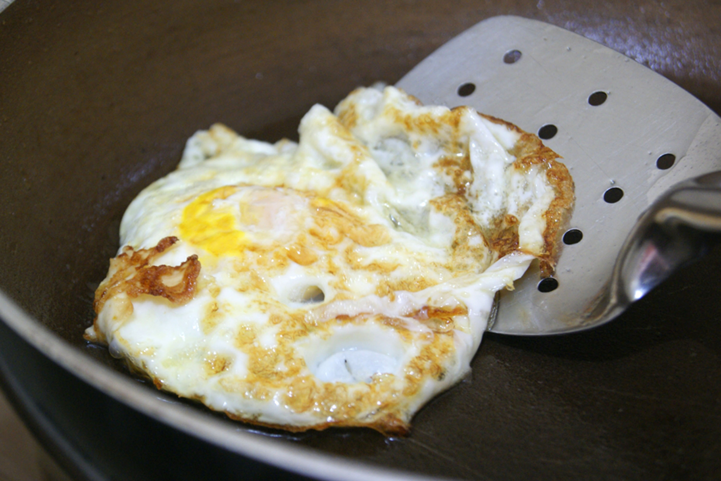 How to Cook an Egg Over Hard | LIVESTRONG.COM