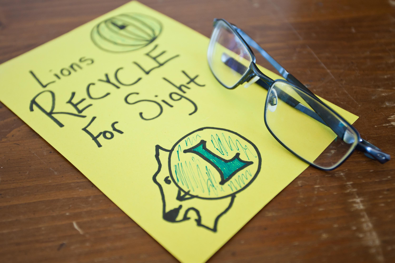 how to donate old prescription eyeglasses bizfluent. Black Bedroom Furniture Sets. Home Design Ideas