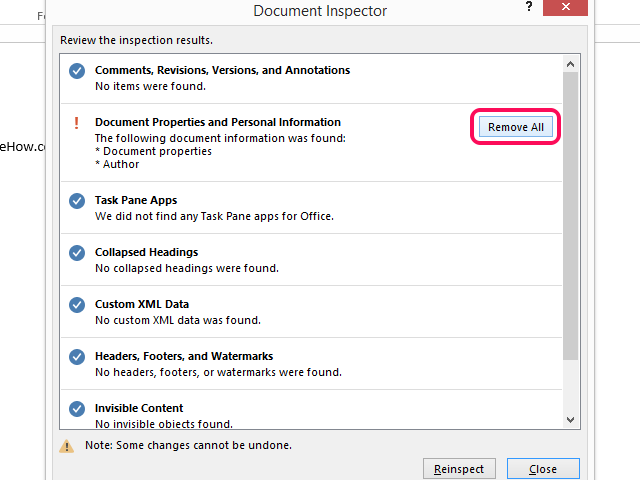 how to find and delete word documents