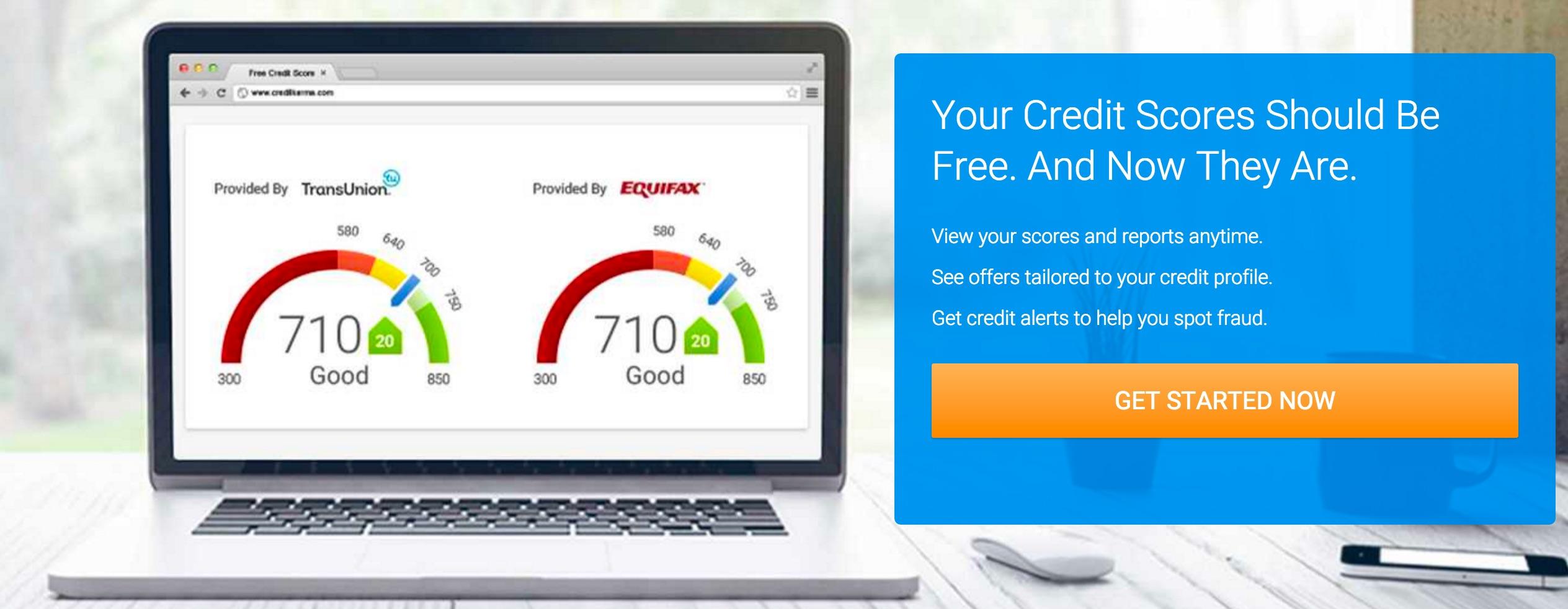 credit karma website