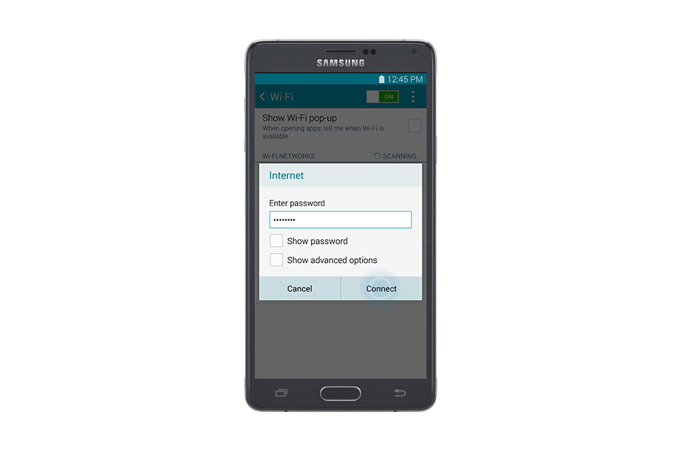 how to turn off on access scanning eset