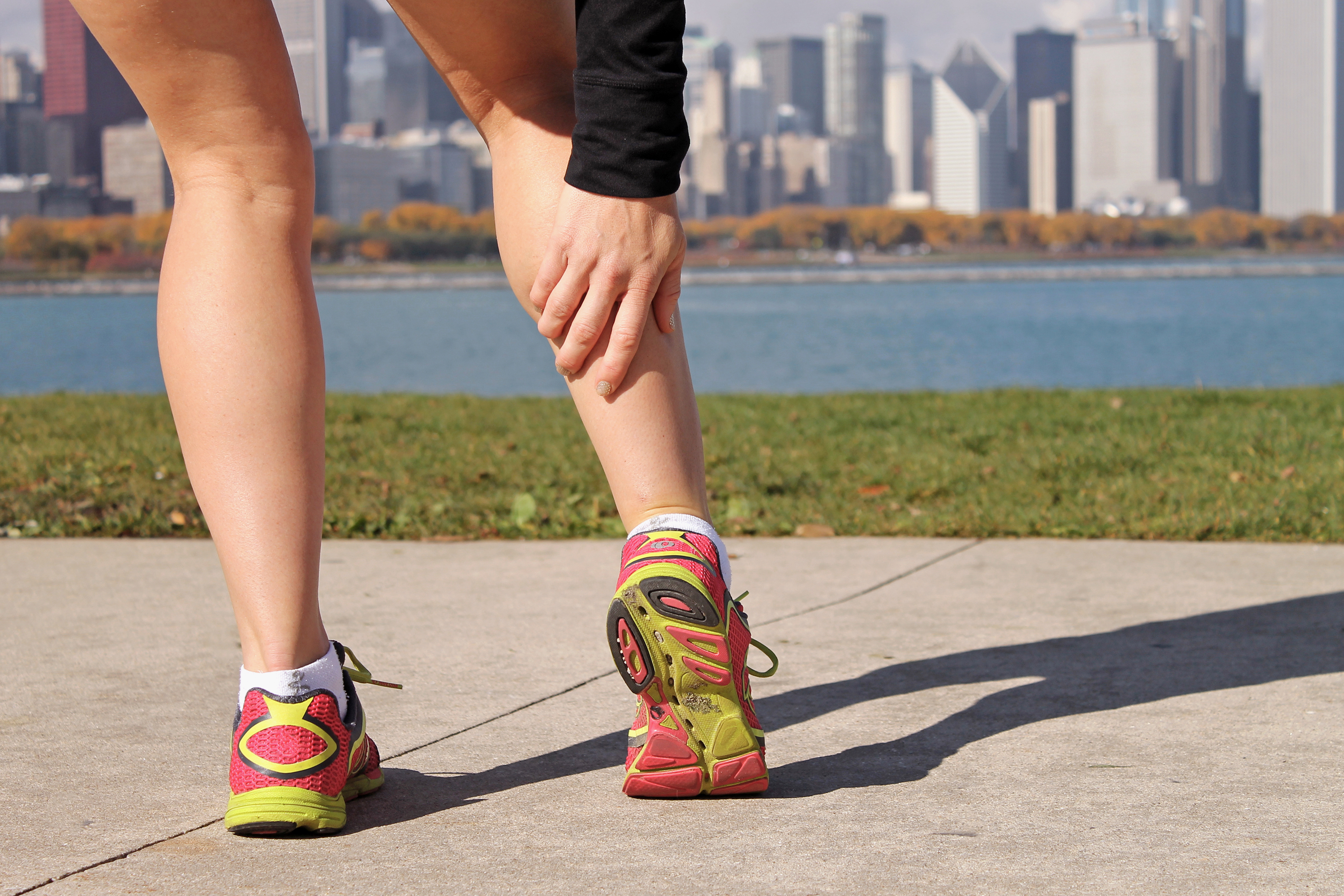 How to Reduce Calf Pain When Running | LIVESTRONG.COM