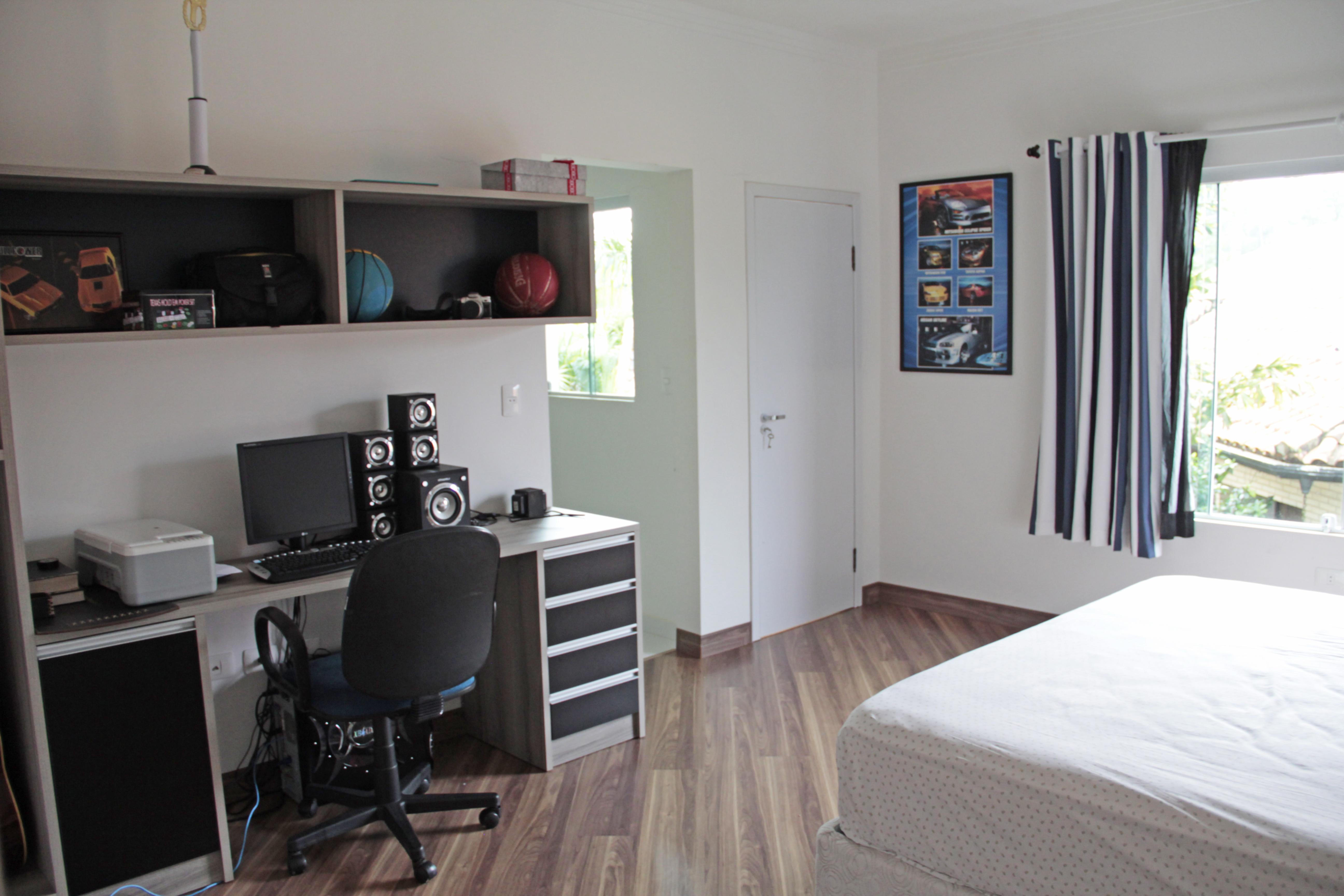 Como decorar um quarto de homem solteiro com bom gosto - Decorar fotografias ...