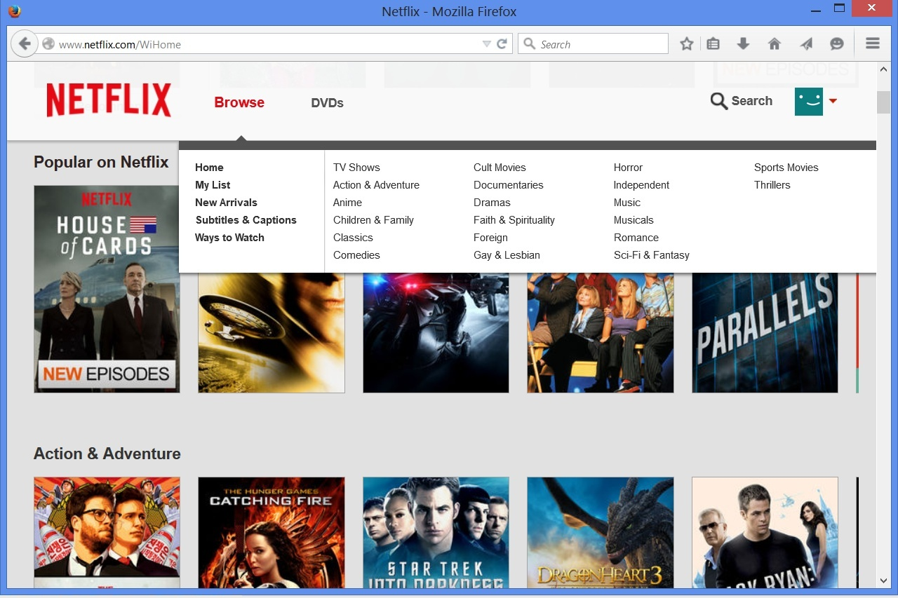 how to watch a netflix movie instantly on your pc